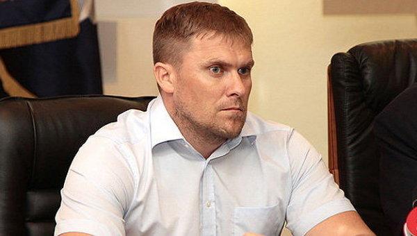 Начальник уголовной полиции Вадим Троян