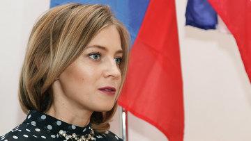 Поклонская сообщила о главной проблеме Крыма