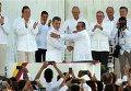 Историческое соглашение между властями Колумбии и РВСК