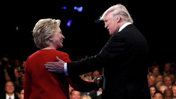 Клинтон опережает Трампа на5% — Опрос Reuters