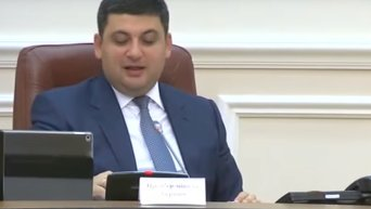 Перепалка Авакова и Данилюка на заседании Кабмина. Видео
