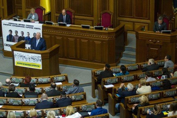 Наряде улиц столицы Украины 27 и29сентября ограничат движение