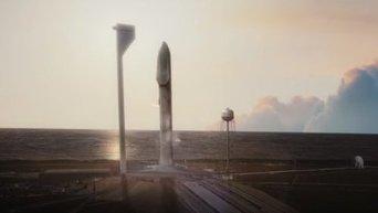 Модель пилотируемого полета на Марс. Видео