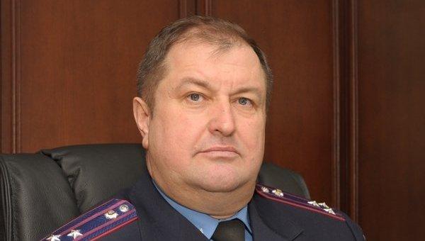 Бывший начальник Государственной автомобильной инспекции Киева Николай Макаренко.