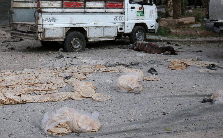 ООН назвала удары поАлеппо военным преступлением