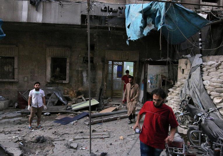 Генеральный секретарь ООН создаст комиссию по изучению атаки нагумконвой вСирии