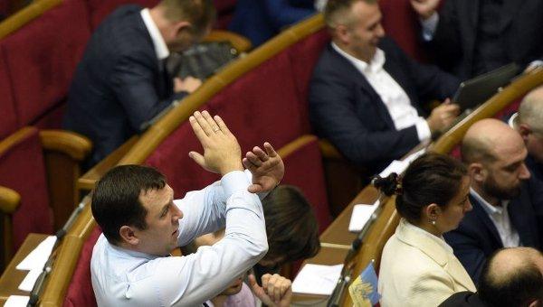 Рада «будет сидеть», пока неуволит всех судей, связанных сЕвромайданом— Парубий