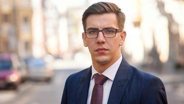 Политический эксперт Сергей Быков