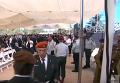 Церемония прощания с Шимоном Пересом. Видео