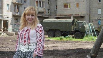 Волонтер Наталья Воронкова. Архивное фото