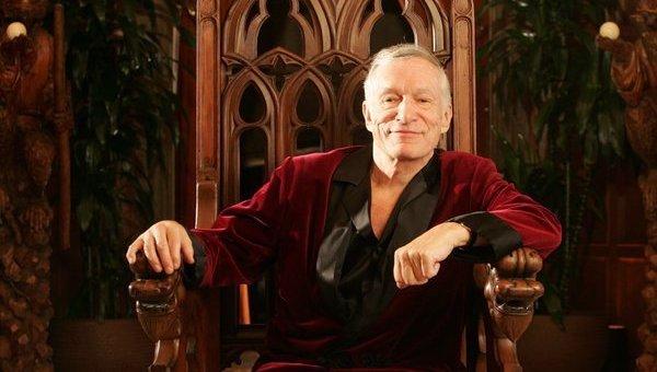 Основатель «Playboy» Хью Хефнер находится вочень тяжелом состоянии