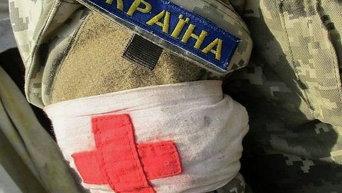 Медработник в Донбассе