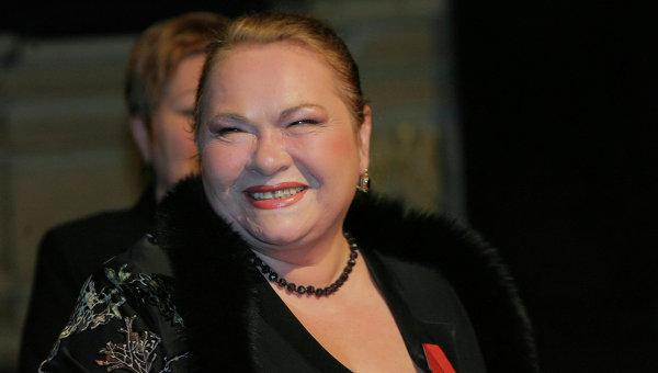 Актриса Нина Усатова