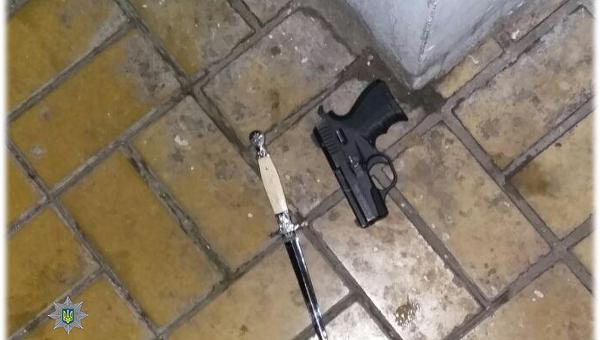 Стрельба в Одессе: участник ДТП ранил пассажира другого авто