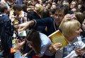 Презентация новой книги о Гарри Поттере