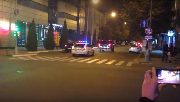 ВКременчуге нарушитель устроил погоню сполицией: копы сбили человека