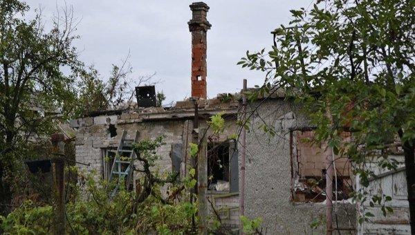 Террористы обстреляли Станицу Луганскую— Гранатометы ипулеметы
