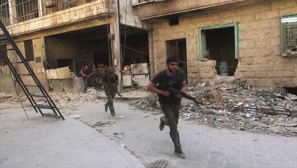 Ракетный удар сирийской армии накрыл сходку главарей террористов под Алеппо