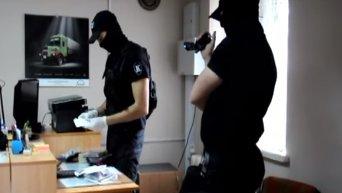 СБУ перекрыла коррупционную схему на таможне в Закарпатской области. Видео