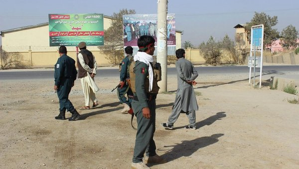 Талибы в Афганистане. Архивное фото