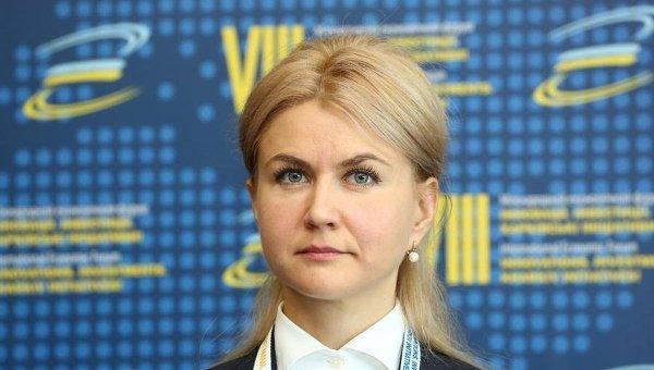 Руководитель ХОГА Юлия Светличная