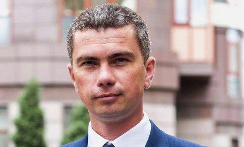 """Адвокат, партнер юридической компании """"Юскутум"""" Денис Овчаров."""
