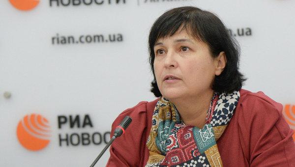 Людмила Черенько