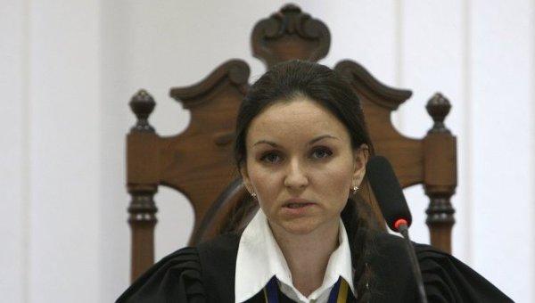 Царевич обжаловала увольнение сдолжности судьи