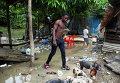 Последствия урагана Мэтью на Карибах