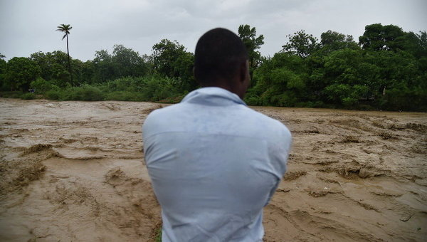 Последствия урагана Мэтью на Гаити