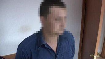В Днепре СБУ задержала на взятке двух полицейских начальников