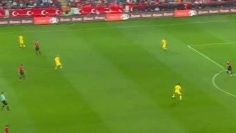 Два мяча сборной Украины за две минуты. Видео