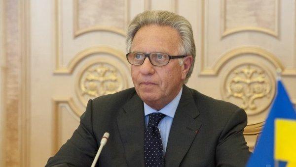 Порошенко встретился спредседателем Венецианской комиссии