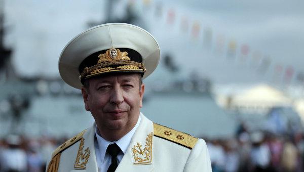 Украина объявила врозыск замглавкома ВМФ России иначальника Береговых войскЧФ