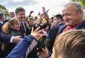Визит Порошенко в Одесскую область
