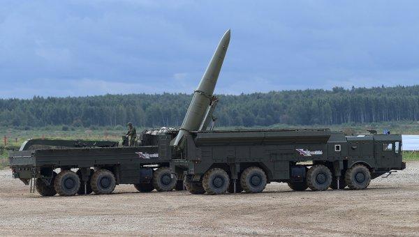 Расчеты «Искандер-М» тренеровались под Лугой внанесении ракетных ударов