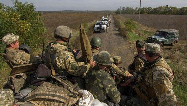 Боевики завчерашний день 47 раз обстреляли силы АТО,