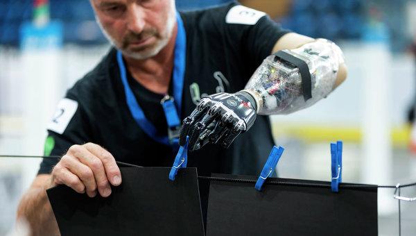 ВЦюрихе состоится первая вмире бионическая Олимпиада