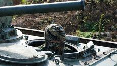 Разведение сил в Донбассе. Архивное фото