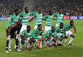 Игроки сборной Кот-д'Ивуар. Архивное фото