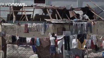 После Мэттью - холера: Гаити грозит эпидемия
