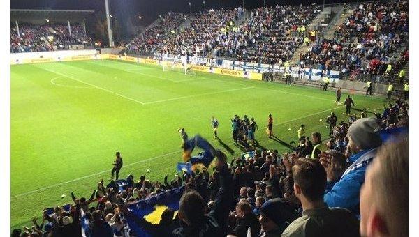 Украина обыграла Косово сосчетом 3:0