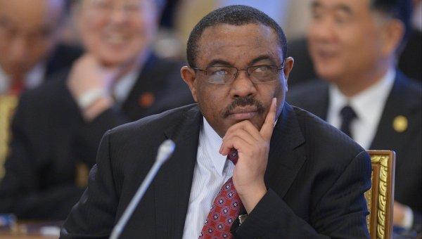 ВЭфиопии объявлено чрезвычайное положение