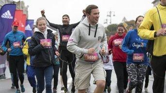 Киевский международный благотворительный марафон