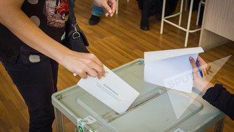 Выборы в Грузии 8 октября 2016 года