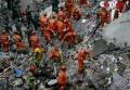 В Китае обрушились четыре дома: кадры с места ЧП. Видео