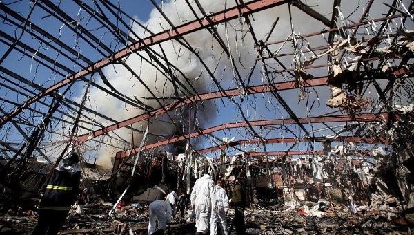 Арабская коалиция объявила о48-часовом перемирии вЙемене