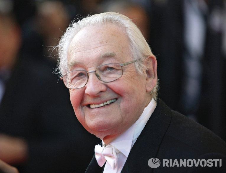 Кинорежиссер Анджей Вайда