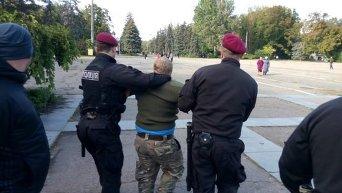 Потасовка в Одессе