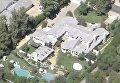 Джоли после развода арендовала роскошный особняк. Видео